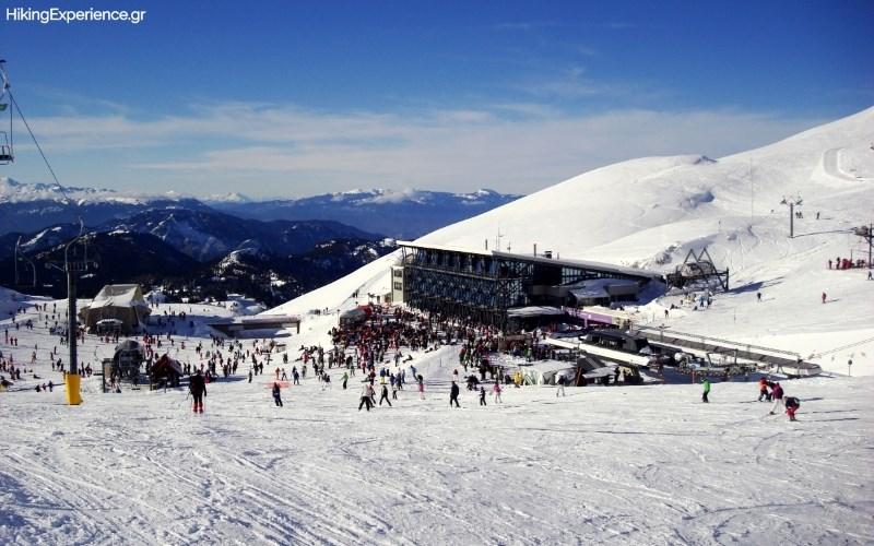 Το χιονοδρομικό κέντρο Κελάρια