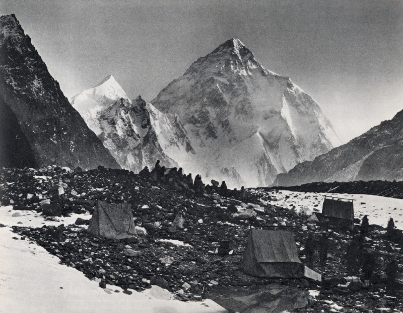 K2, 1909