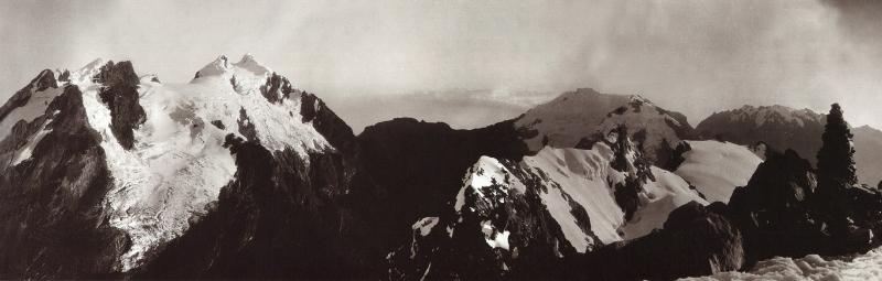 Mont Stanley, 1906
